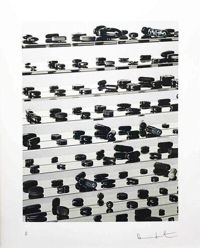 Damien Hirst, 'Black Brilliant Utopia', 2103