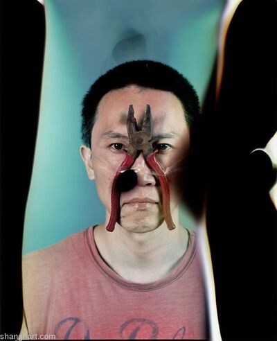Chen Xiaoyun, 'The Flesh Assimilates the World 04 肉身消化世界04', 2013