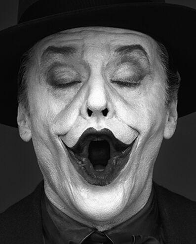 Herb Ritts, 'Jack Nicholson I, London', 1988