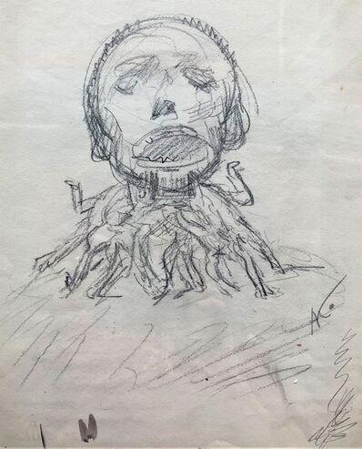 Alfred Kubin, 'Der Tod', 1935
