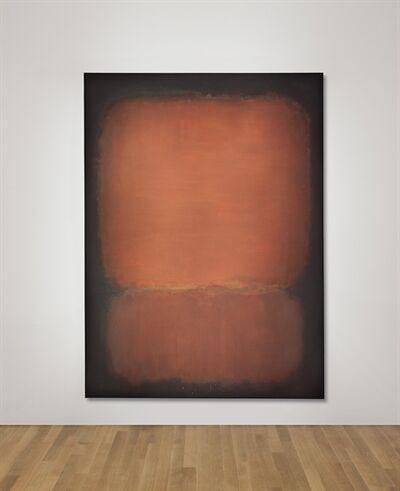 Mark Rothko, 'No. 10'