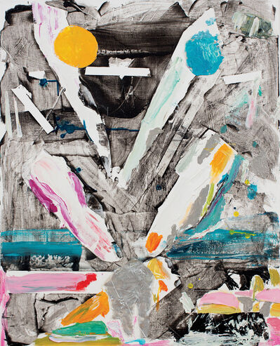 Thomas Berding, 'Blast Figure', 2017