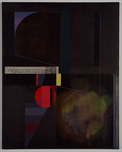 Rubens Ghenov, 'A Foreign Chant', 2017
