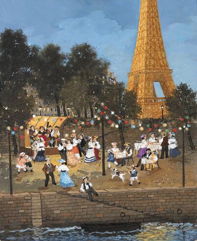 Fabienne Delacroix, 'Mi Août'
