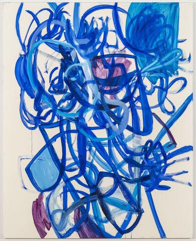 Maria Zerres, 'Melete (Muse of Meditation)', 2016
