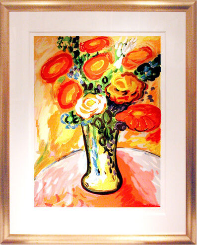 Yehouda Chaki, 'Bouquet Joyeux', 1991
