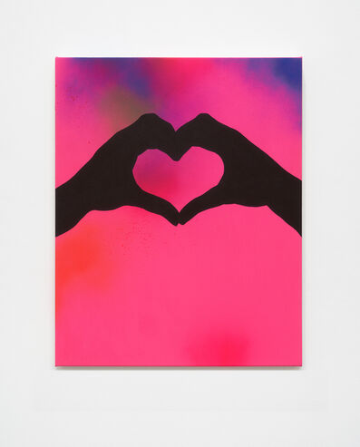 Michael St. John, 'Democracy (Love)', 2019