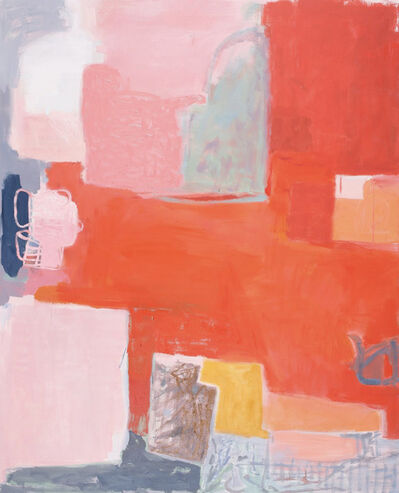 Lori Glavin, 'Red Room', 2021