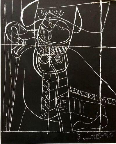 Le Corbusier, 'd'esprit', 1962