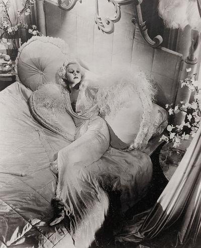 "Harvey White, 'Jean Harlow in ""Dinner at Eight""', 1933"