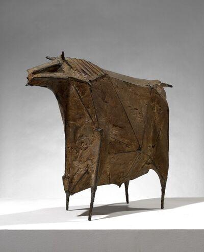 Lynn Chadwick, 'Short Horn', 1954