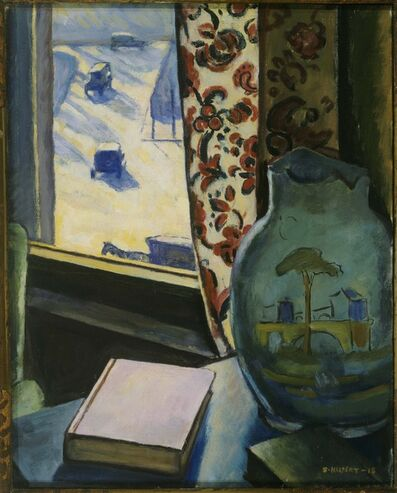 Samuel Halpert, 'Through the Window', 1918