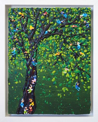 Qin Fengling, 'Green-15', 2015