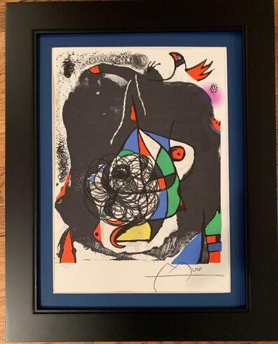 Joan Miró, 'End of Illusion II', 1975