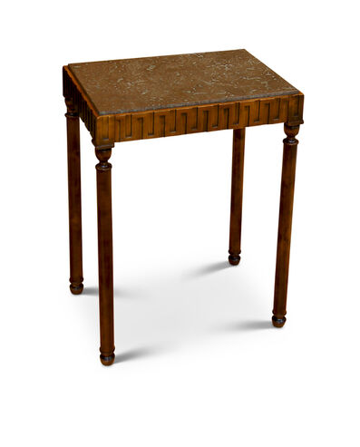 "Axel Einar Hjorth, '""Cooldige"" Side Table executed by Nordiska Kompaniet', 1927"