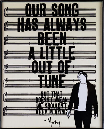 Morley, 'Out Of Tune', 2018