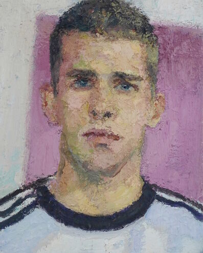 Dror Yisrael Hemed, 'Soccer Player', 2015