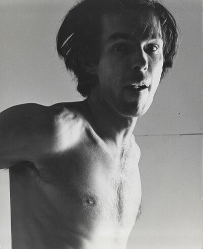 Peter Hujar, 'Nude Self-Portrait Series #5 (Avedon Master Class)', 1967