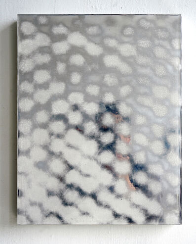 Carrie Yamaoka, '14 by 11 (large bubble #4)', 2018