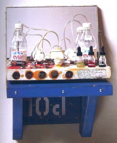 Tom Sachs, 'Test Module Eight', 2000