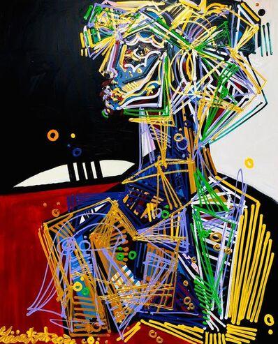 Leon Löwentraut, 'Hommage to Picasso', 2020