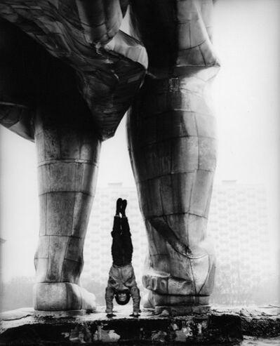 Sergei Borisov, 'Acrobat', 1993