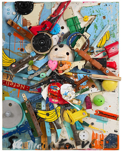 Eric Liot, 'Michey recycled 100% Sifnos', 2019