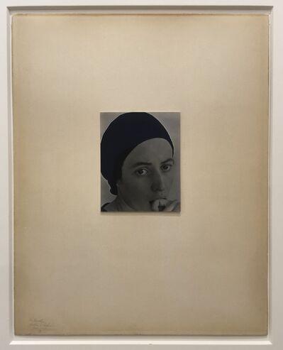 Alfred Stieglitz, ' Portrait of Dorothy Norman', 1931