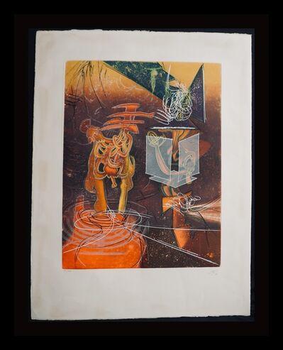 Roberto Matta, 'Nous ne Sommes Pas au Monde (Une Saison en Enfer) Season in Hell', ca. 1980