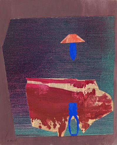 Dorothy Hood, 'The Oriental Lamp', ca. 1980-90s