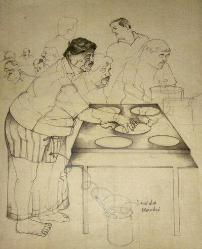 Roshan Chabbria, 'Masala Dosa Making in Kochi', 2018