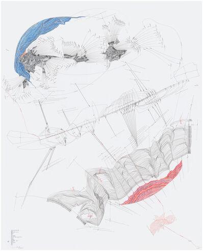 Jorinde Voigt, 'Interhorizontal Nexus IV (Kiev 4)', 2010