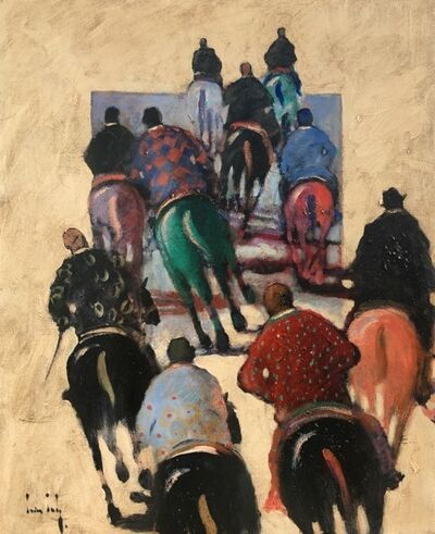 Olivier Suire Verley, 'The Race'