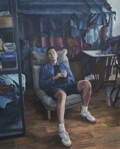 Dongwook Suh, 'WW in Leather Storage', 2020