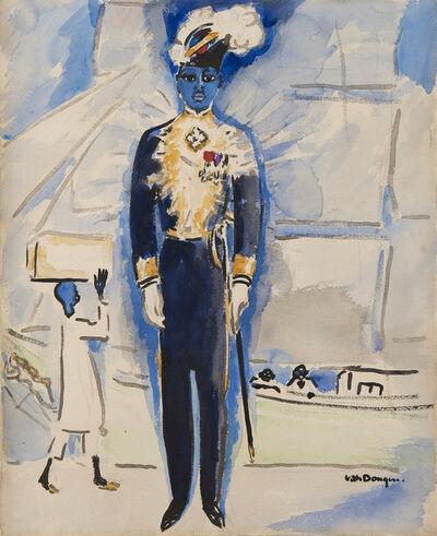 Kees van Dongen, 'Draeger, un merveilleux Ambassadeur', 1924