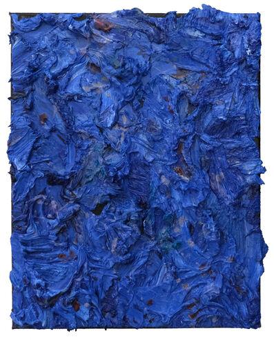 Gail Behrmann, 'Blue Rectangle 16', 2021