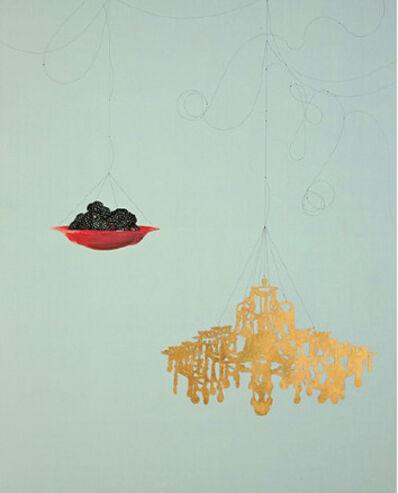Kaoru Mansour, 'Blackberry and Chandelier'