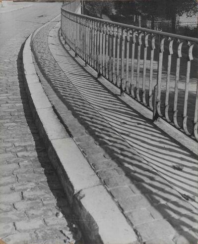 Erwin Blumenfeld, 'Railings and Shadows', ca. 1932