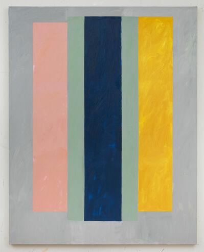 Thornton Willis, 'Three Painters', 2014