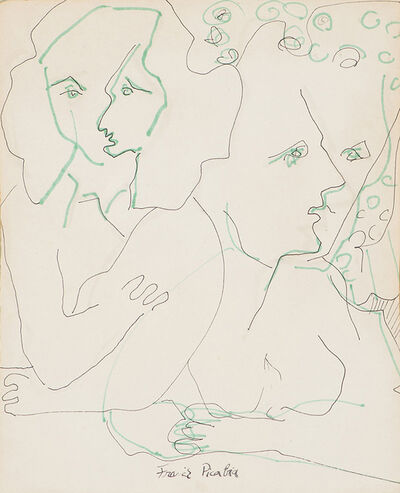 Francis Picabia, 'Profiles', 19th/20th Century