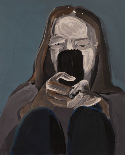 Rokni Haerizadeh, 'Playing music1', 2017