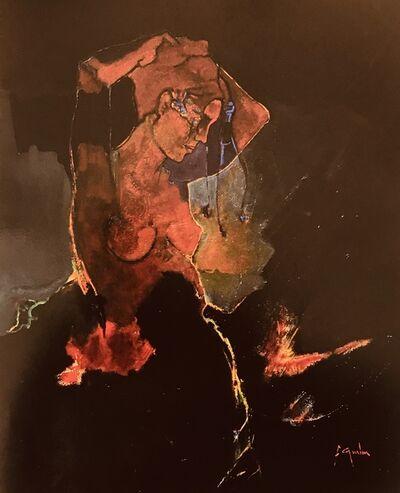 François Quilici, 'Les sombres nuits', 2017