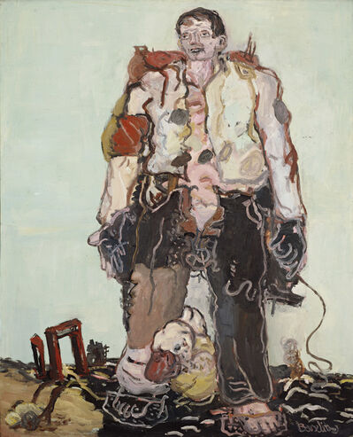 Georg Baselitz, 'The Shepherd', 1966
