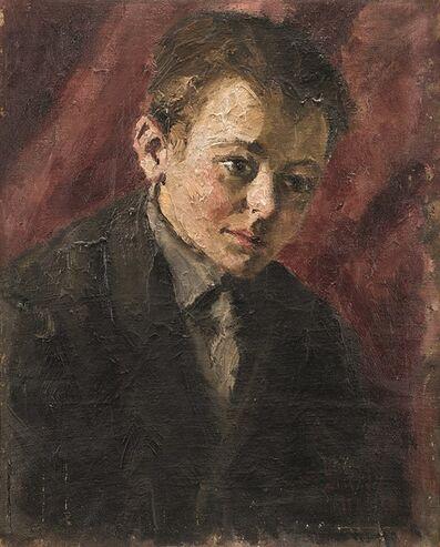 Umberto Lilloni, 'Ragazzo mantovano', 1922