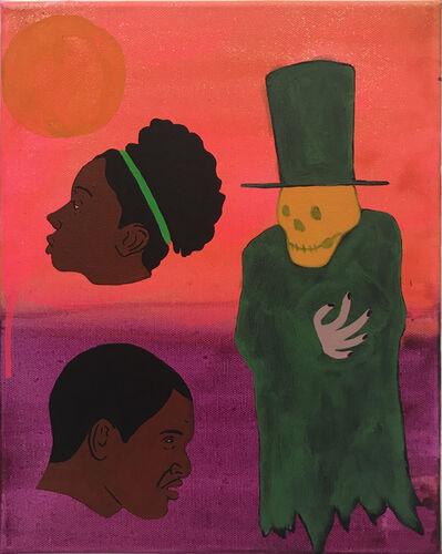 David Leggett, 'All my friends are dead', 2020