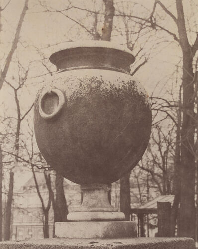 McDermott & McGough, 'Statuary urn, Luxembourg Gardens, Paris, 1865', 1994