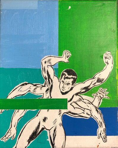 Uri Radovan, 'Hero/Villian', ca. 2006