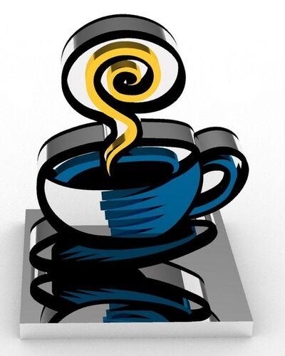 Burton Morris, 'Coffee Cup', 2019