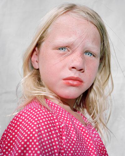 Eva O'Leary, 'Pink Polka Dots', 2016