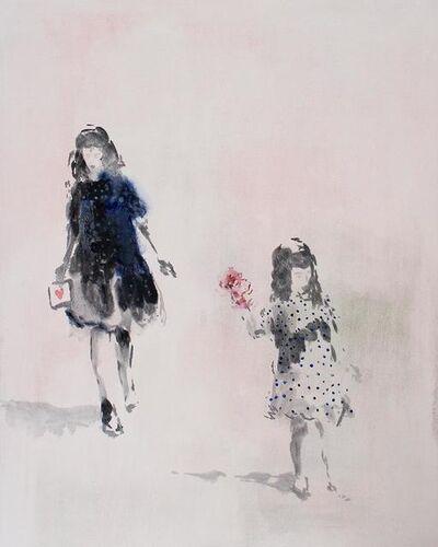 Darlene Cole, 'Entwine (paper dolls)', 2019